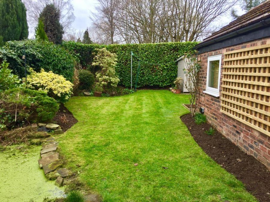 cheadle garden services