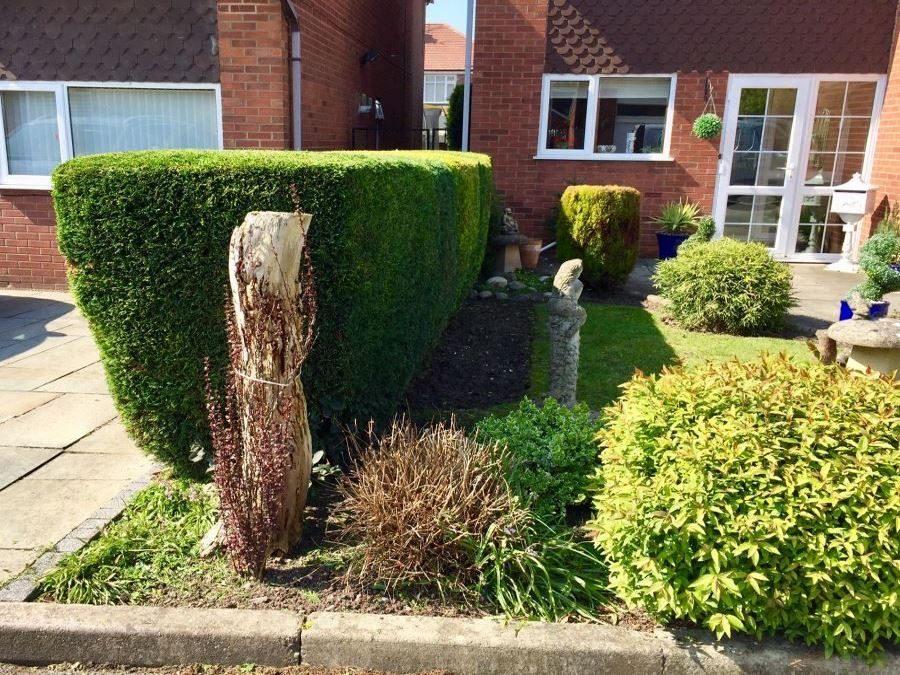 manchester garden maintenance